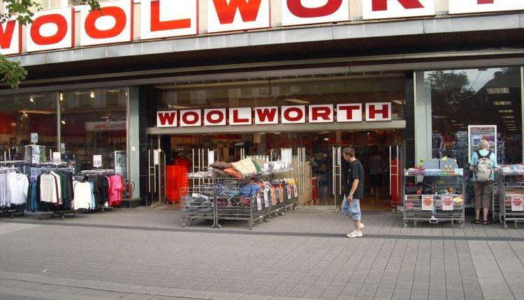 Woolworth Onlineshop